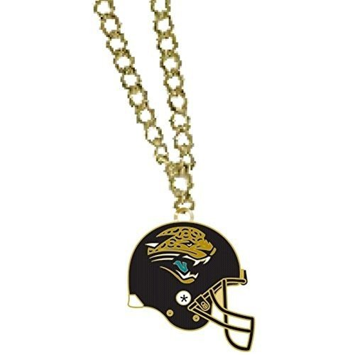 "Jacksonville Jaguars 18·""ヘルメットネックレス"