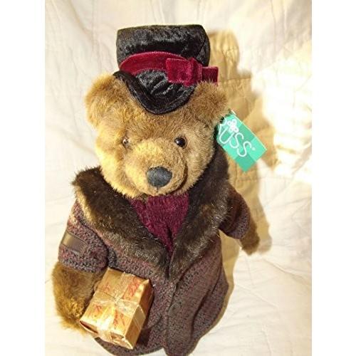 ヴィンテージRuss Berrie Collectible Plush Bear