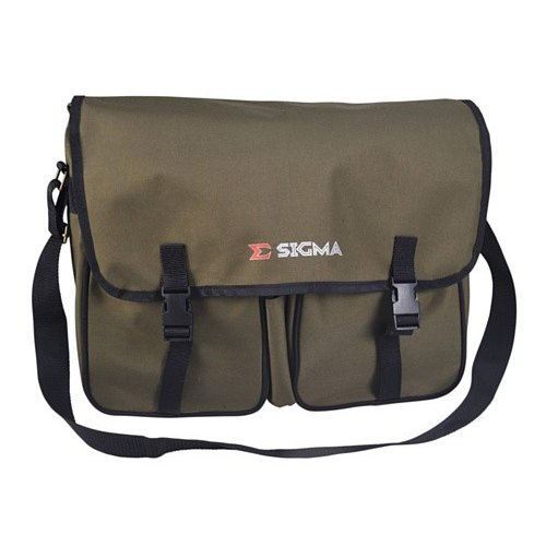 Shakespeare Sigma Game Bag - Green by Shakespeare