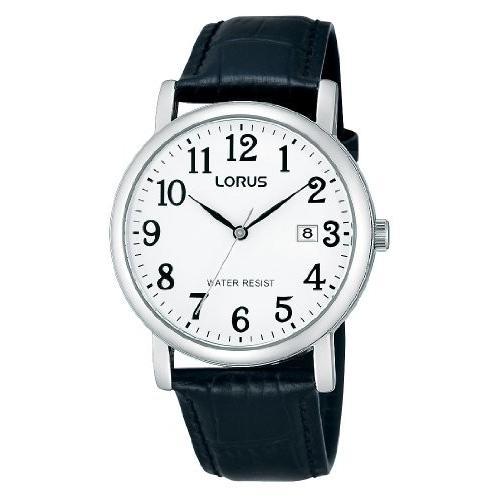 2018新入荷 Lorus RG835CX9 - Men's Men's Watch, RG835CX9 Leather, Color: Lorus marrone, 葉栗郡:b3a26e4f --- airmodconsu.dominiotemporario.com