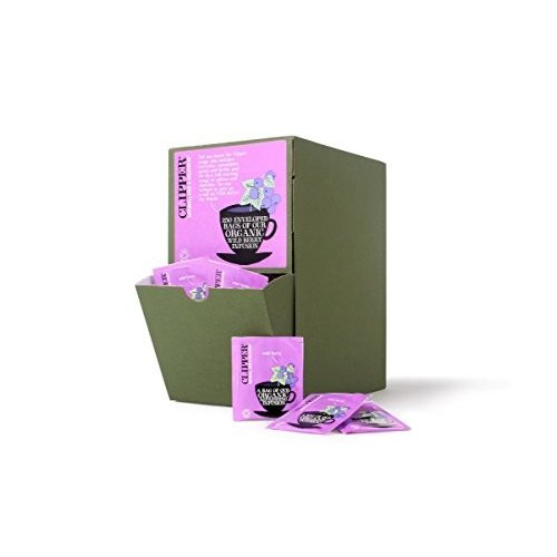 Clipper Organic Wild Berry Envelopes 250 Bag / ····250·