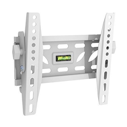 『2年保証』 Intecbrackets - Slim fits fitting adjustable tilting white tilting TV fitting wall bracket fits, フューチャーロード:1de17129 --- grafis.com.tr