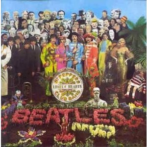 Sgt Pepper's Lonely Hearts Club Band [12 inch Analog]
