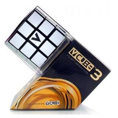 V - Cube 3フラットブラック