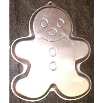 Wilton Gingerbread Boy Cookie Pan 2105-6209
