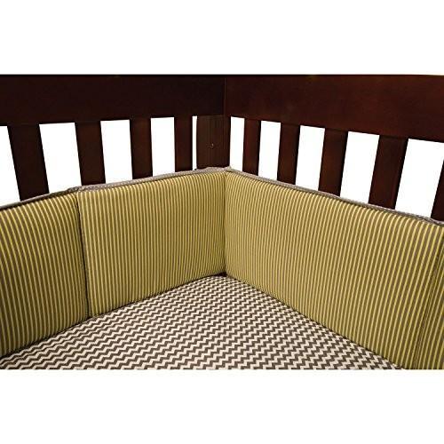 Trend Lab Crib Bumper - Hello Sunshine by MegaDeal