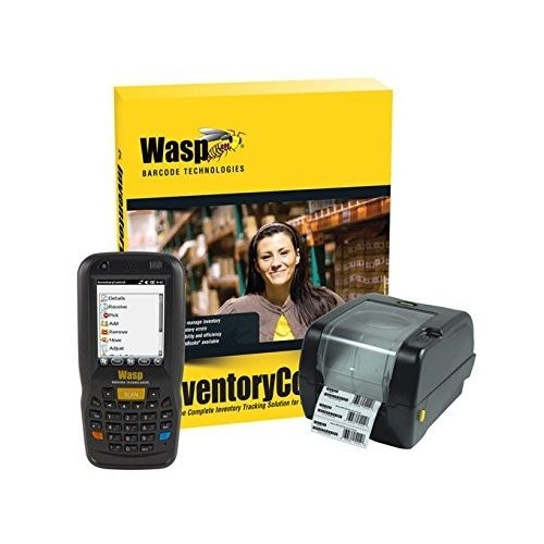 Inventory Control Standard - Box pack - 1 user - Win, Pocket PC - with Wasp