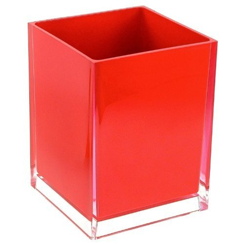 """GedyレインボーFree Standing Waste Basket with No No cover-pgedy ra09 2.5"""" L x 7.09"""""""