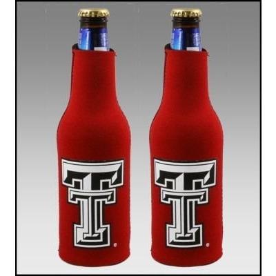 【コンビニ受取対応商品】 セットの2テキサスTechレッドRaiders Bottle Bottle Suit Koozies Koozies, sanctum:3451f085 --- airmodconsu.dominiotemporario.com