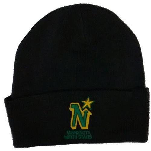 メンズミネソタグレーNorth Stars Cuffedストッキングキャップ/帽子ビーニー(コロラド州コレクション)