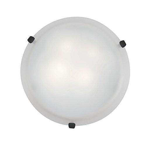 アクセス照明Monaフラッシュマウント天井ライト 23019-RU/WH 1 1 1 2e6