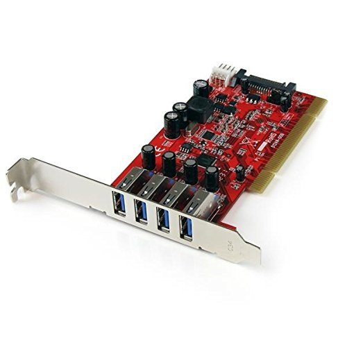 The優れた品質4ポートPCI USB 3アダプタカード