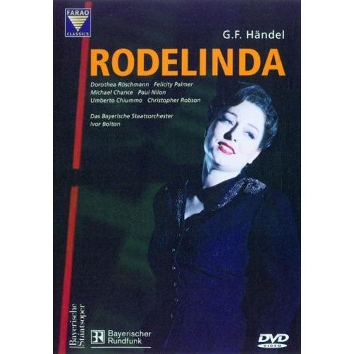 Rodelinda [DVD] [Import]