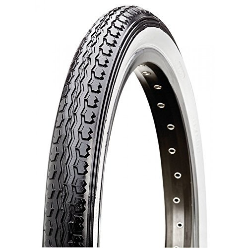 Raleigh T1799 Centre Raised Tyre - 黒, 14x1.75 Inch by Raleigh