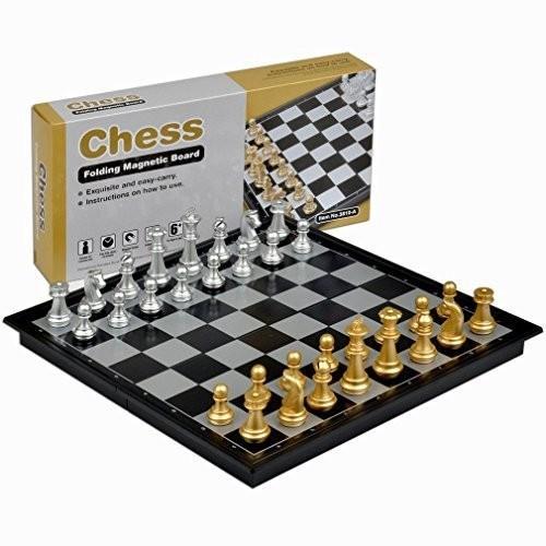 Dragonpad Travel Magnetic Chess Set - 9.7
