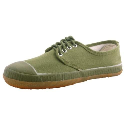 Liberation Pineクラシック中国陸軍靴 グリーン