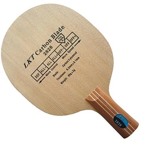 LKT 2828?Carbon OFF Short CS Table Tennisブレード