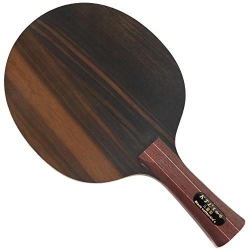 KTLエボニー5ブラックコーヒーKids Professional FL Table Tennisブレード
