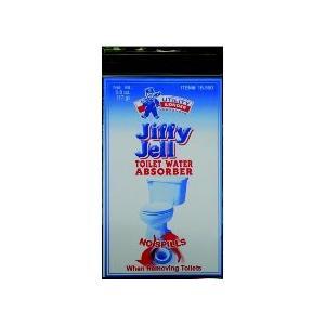 トイレ水吸収機能Jiffy Jell