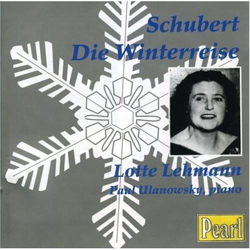 Schubert: Die Winterreise / Lehmann, Ulanowsky