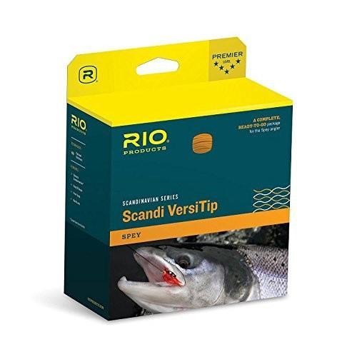 Rio Fly Fishing Scandiシューティングヘッドシステムキット