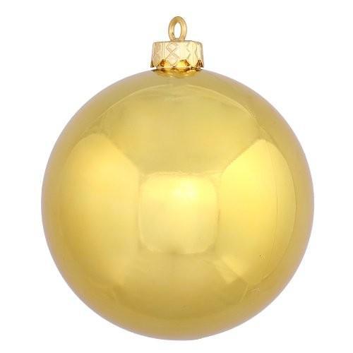 (ゴールド) - Vickerman Shiny Ball, Includes 60 Per Box, 6.1cm, Luxe ゴールド