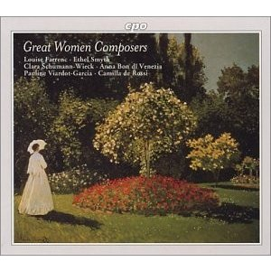 6 Great Women Composers