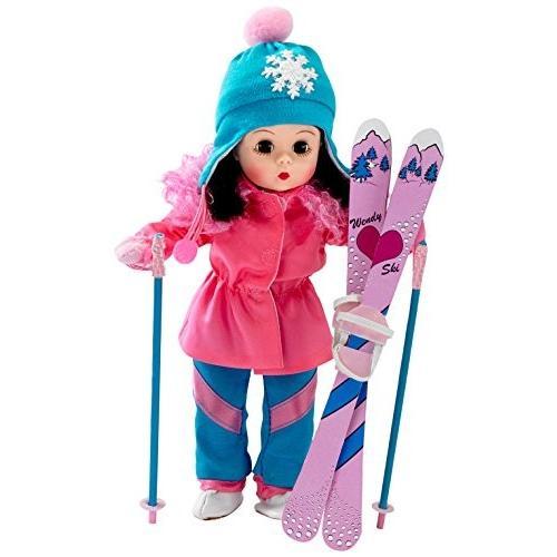 Madame Alexander Downhill Skiing人形