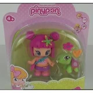Pinypon人形with Pet Turtle