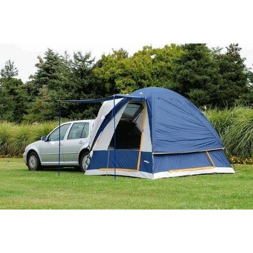 Sportz Dome to go tent Toyota Land Cruiser by Napier