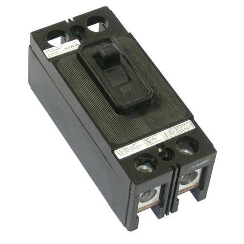 Siemens qj22b150·150-ampダブルポール240ボルト10·kiac Breaker