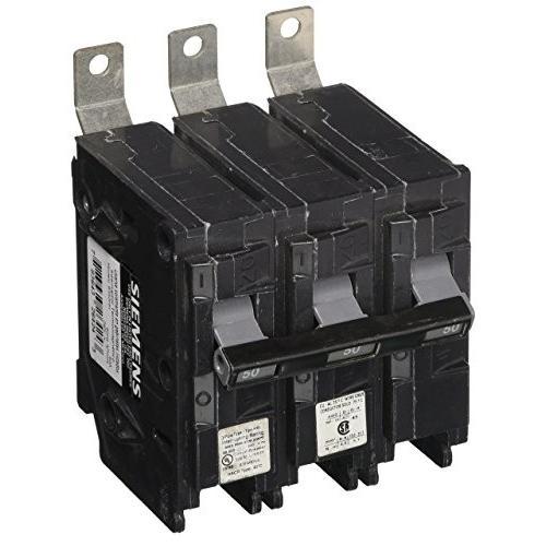 Siemens b350hh 50-amp 3つポール240ボルト65·KAICボルトでBreaker