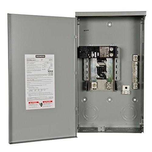 Siemens w0404mb1200ct 200·Ampアウトドアトレーラーパネル