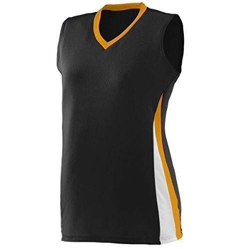 激安直営店 Augusta Sportswear SHIRT ガールズ S ブラック, ノサカマチ 08d1ff9f