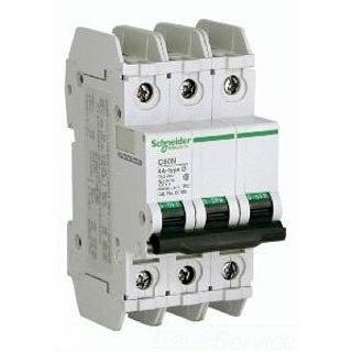 Schneider Electric 60174ミニチュア回路遮断器240ボルト6·A