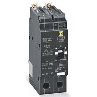 Schneider Electricミニチュア回路遮断器600-volt 30-amp edb26030·600·V 30·A