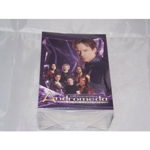 Andromeda Reign Of The Commonwealth Trading Card Base Set