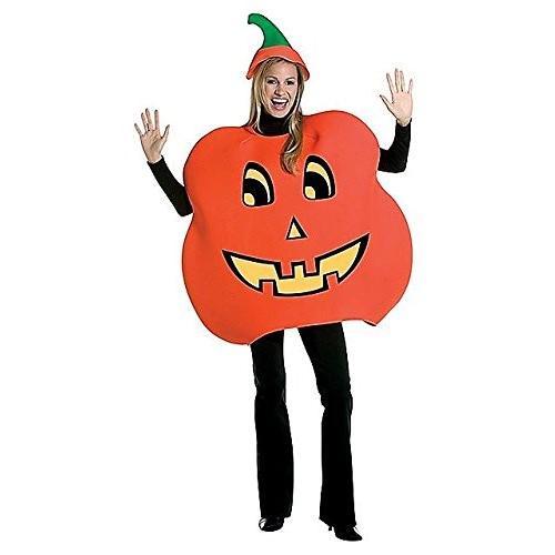 大人用Pumpkinユニセックスコスチューム