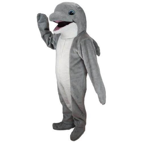 Dolphinマスコットコスチューム