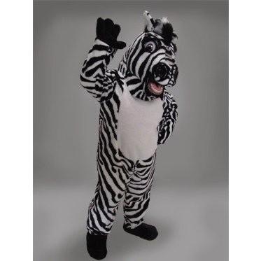 Zebraマスコットコスチューム