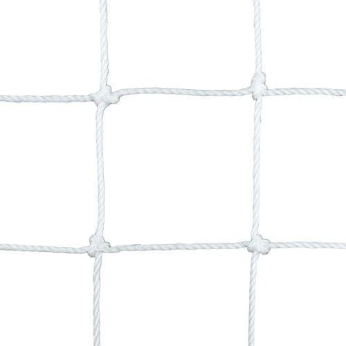 """アゴラ4·mm Net for 6·' 6·"""" x12·' Soccer目標with奥行各"""