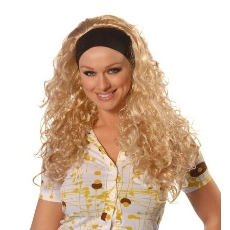 WickedウィッグSpice blonde-lt。ブロンドウィッグ