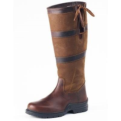 OV Rhona Wide国Boot·(ブラウン、w41·)