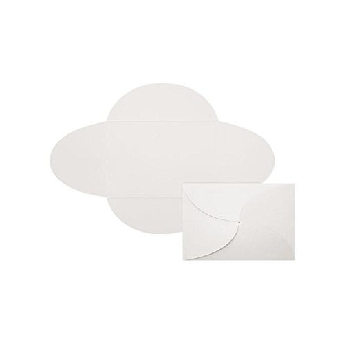 A7 Petal Invitations (5 x 7) - - Natural (160 Qty.)