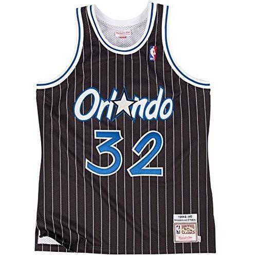 最安 オニールMagic オニールMagic 94?/ 95?Mitchell & & Jersey Ness Jersey ブラック, ロドヤマカ:353da0c9 --- airmodconsu.dominiotemporario.com