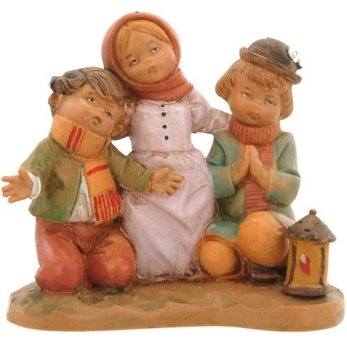 Fontanini Jethro, Tamar & Saul Nativity Village Collectible 72696