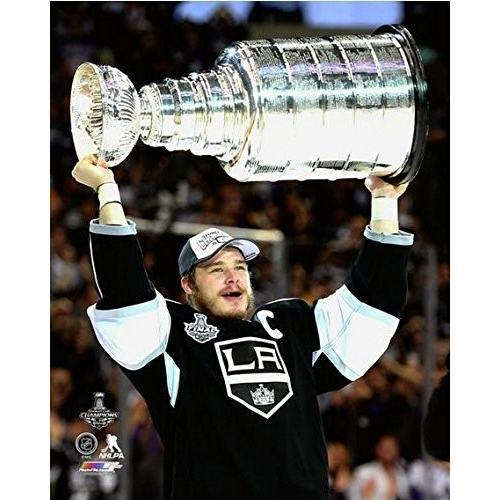 【在庫処分大特価!!】 ダスティンブラウンLos x Angeles ) Kings 2014?NHL Stanley Cup 10?