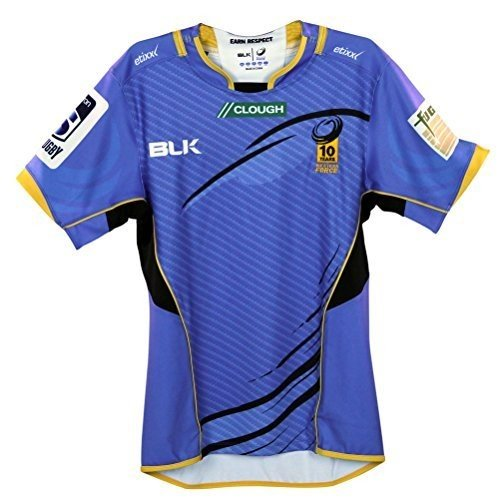 Western Force Super Rugby 2015ホームジャージー
