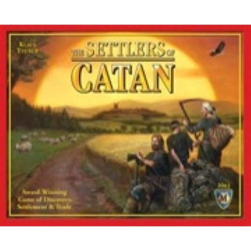The Settlers of Catan, (Revised Edition) SW