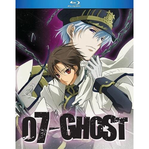 07-GHOST セブンゴースト 全25話BOXセット ブルーレイ Blu-ray :two-r ...